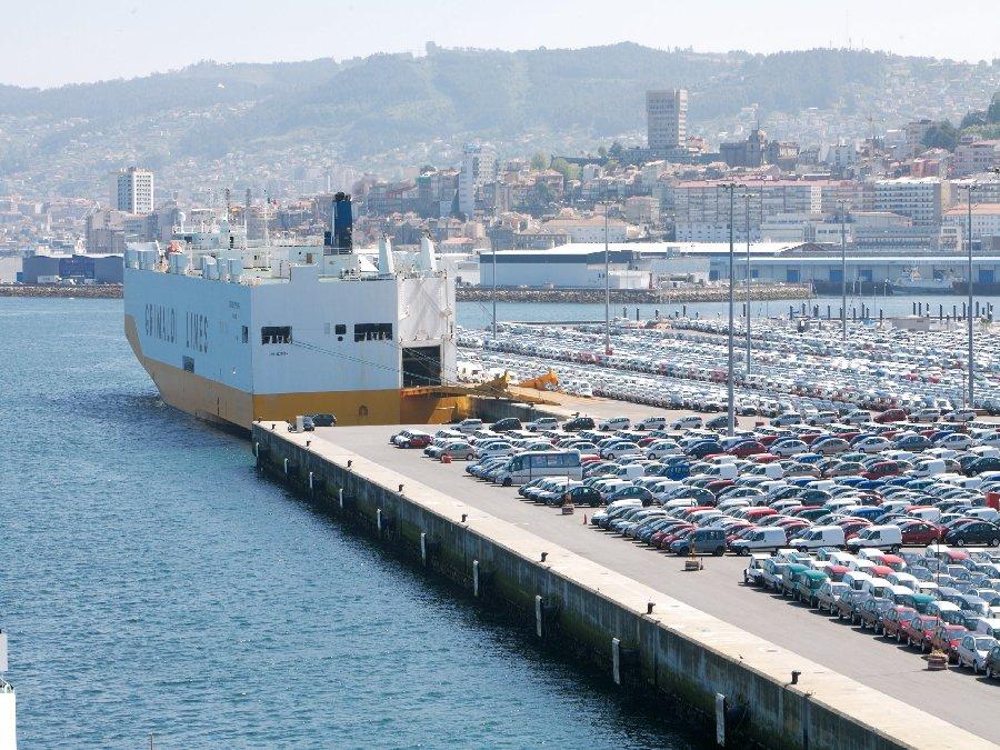 Luis Lara Rubido, director da Autoridade Portuaria de Vigo